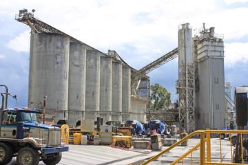 Concrete Plant, Granville Island, Vancouver