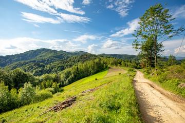 Obraz Beskid Sądecki - Góry Karpaty - fototapety do salonu