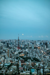 Poster Tokio Tokyo city