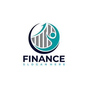 Finance Logo Stock Images