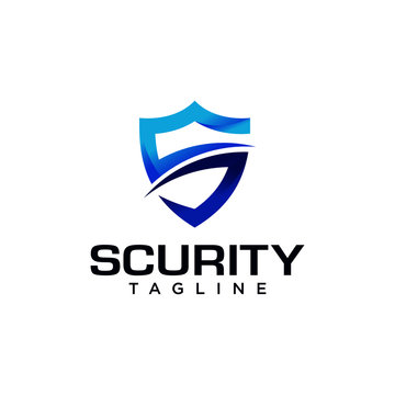 Security Logo Stock Images