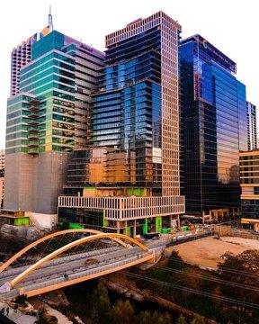 modern buildings in AUSTIN TX