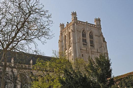 La cattedrale di Saint Omer, Pas-de-Calais, Hauts-de-France