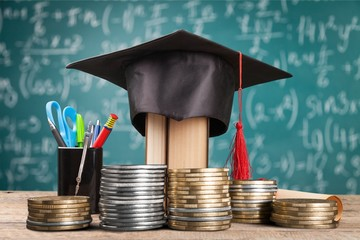 Scholarship debt loan student academic background banking