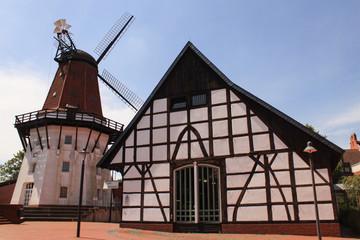Peine; Töpfers Mühle im Herzen der Stadt
