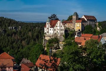 Hohnstein Castle - Burg Hohnstein