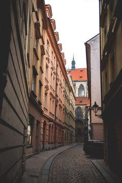 Prague Winter Markets River