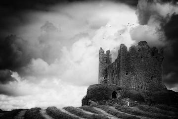 Ballycarbery Castle County Kerry Ireland Fototapete