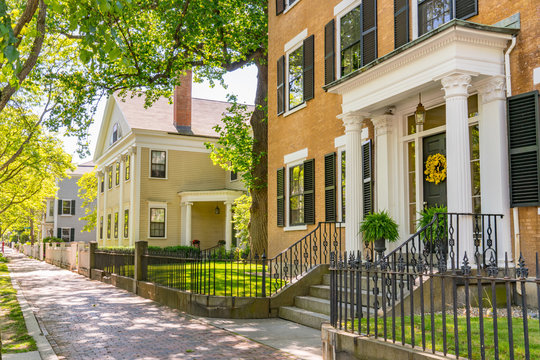 Historic Homes in Salem, Massachusetts