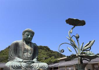 Buddha of Kamakura near Tokyo, Japan