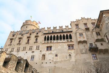 Buonconsiglio Castle, landmark in Trento, Italy