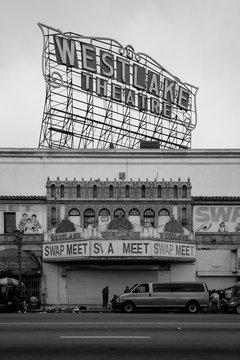 Westlake Theater, in Los Angeles, California