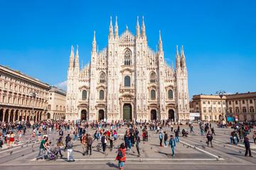 Photo Blinds Milan Duomo di Milano Cathedral, Milan