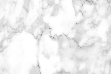 Photo sur Aluminium White marble texture background.