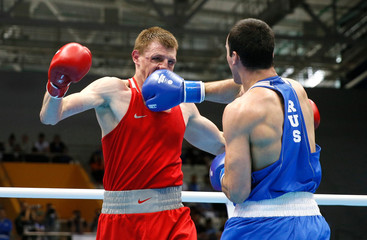 2019 European Games - Boxing - Men's Heavy -91kg