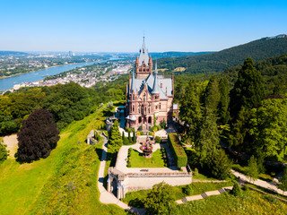 Schloss Drachenburg Castle near Bonn