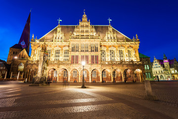 Bremen City Hall or Rathaus