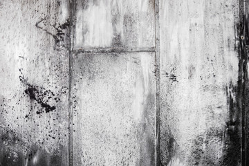 Black and white surface background metal grunge texture layer