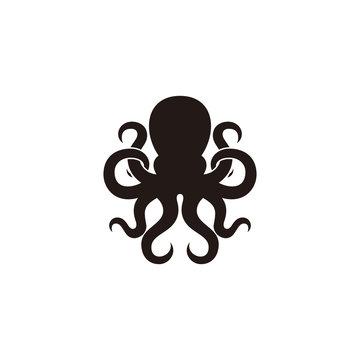 black octopus logo