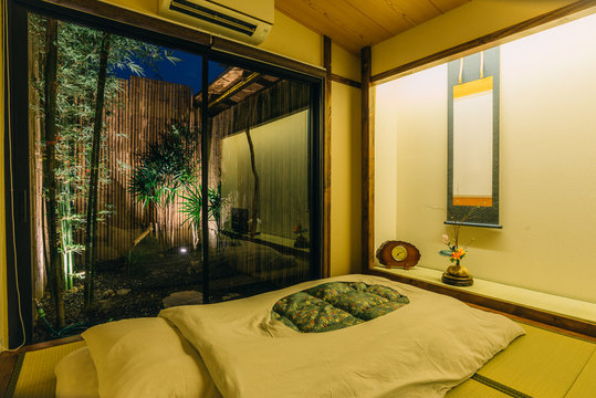 Ryokan series: Modern Japanese tradition boutique hotel