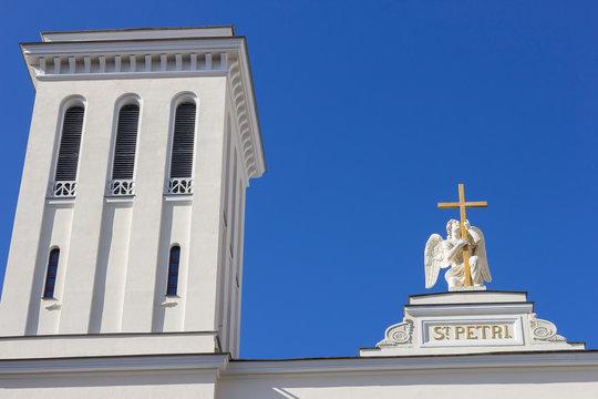 Protestant church  prayer religious god
