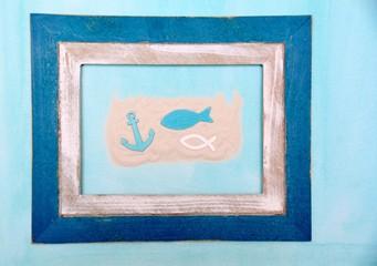 Konfirmation - Kommunion - Taufe - Grußkarte Fische