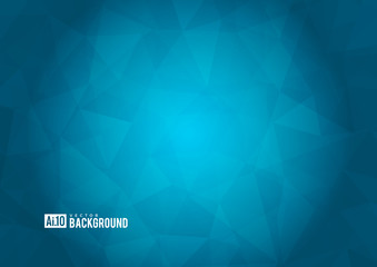 Blue texture background with geometric ice pattern.