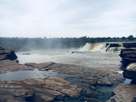 chitrakoot waterfall,  baster, india