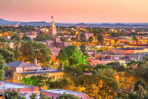 Fototapete Santa Fe, New Mexico, USA