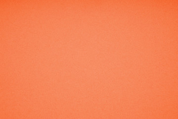 orange colored paperboard with paper texture background pattern