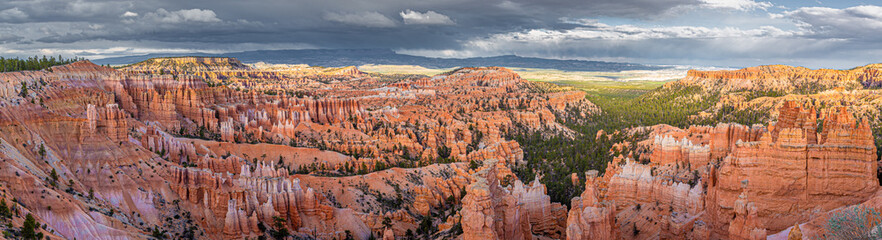 Bryce Canyon sunset Wall mural