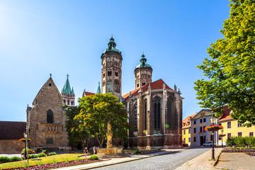 Dom, Naumburg, Deutschland  Fototapete