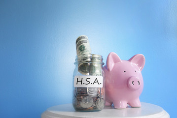 HSA savings account money
