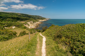 Woody Point Looking Towards Ventnor, Isle of Wight