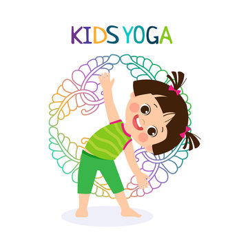 8,785 BEST Kids Yoga Cartoon IMAGES, STOCK PHOTOS & VECTORS | Adobe Stock