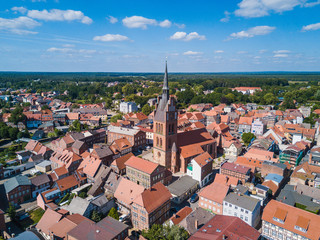 Grabow in Mecklenburg