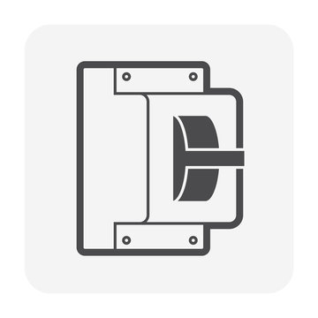 breaker electrical icon