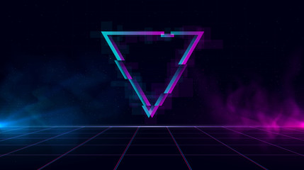 Synthwave photos, royalty-free images, graphics, vectors & videos