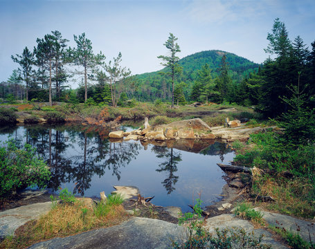 adirondack pond 1