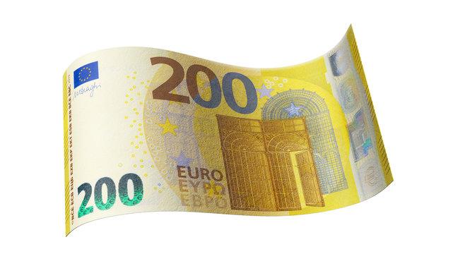 Neuer 200 Euro-Geldschein