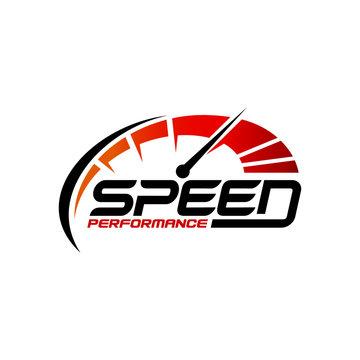 Speed Logo Design Template