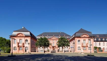 Parliament of Rhineland-Palatinate in the Deutschhaus building, Mainz, Rhineland-Palatinate, Germany, Europe