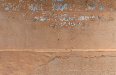 Historic Adobe and Brick Wall Texture from Idaho Ghost Town