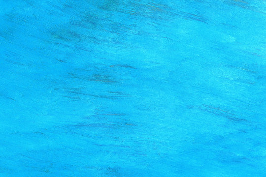 abstract light blue watercolor painted paper texture background