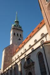 Kirche St. Peter München