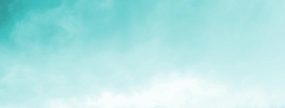 Abstrakter Hintergrund in der Farbe Türkis