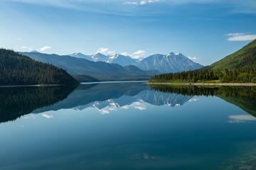 Landschaft mit See in Kanada