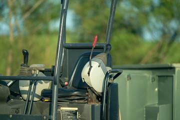 Tractor Controls