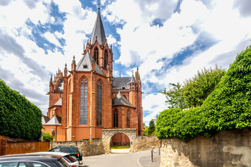 Katharinenkirche, Oppenheim, Deutschland