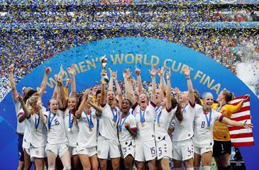 Women's World Cup Final - United States v Netherlands